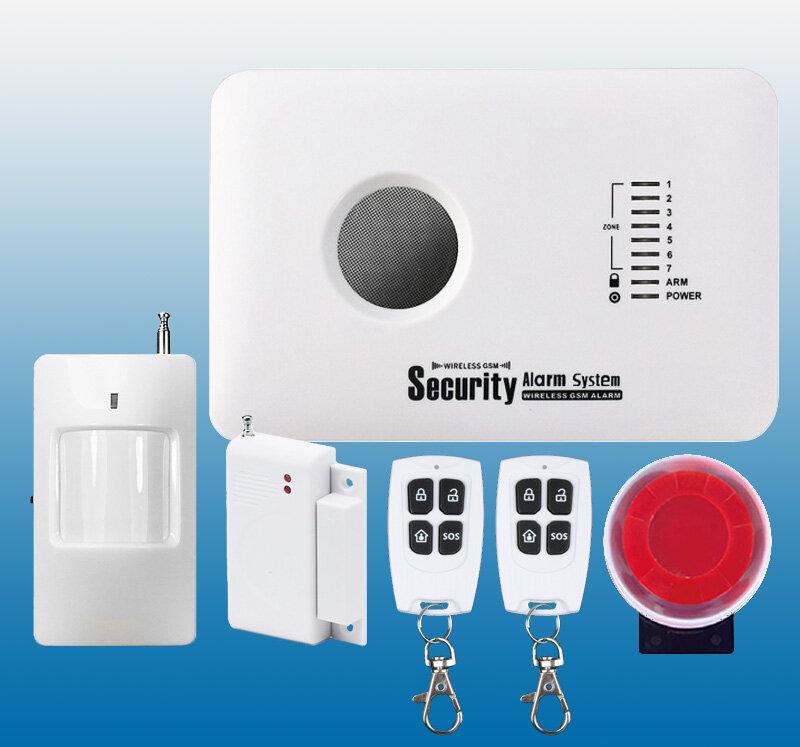 Беспроводная охранная GSM-сигнализация GSM-Unit A-300