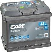 Exide Premium EA472 (47 А/ч)