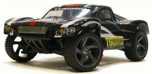 Радиоуправляемая модель Шорт-корс трака Himoto Tyronno 4WD RTR 1:18 влагозащита