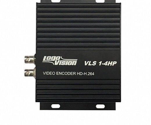 Сервер потокового вещания LogoVision VLS 1-4HP