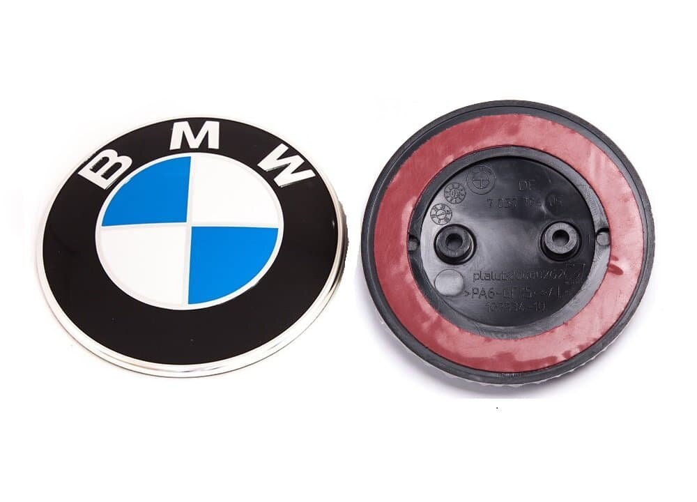 Эмблема на капот BMW 51147057794