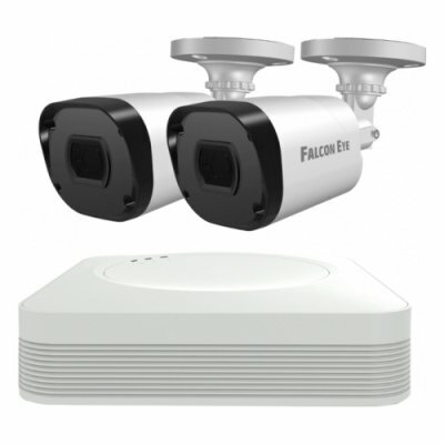 IP видеокамера Falcon Eye FE-104MHD KIT Light Smart