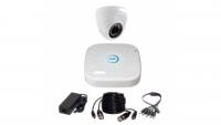 Комплект видеонаблюдения на 1 камеру Кит-1