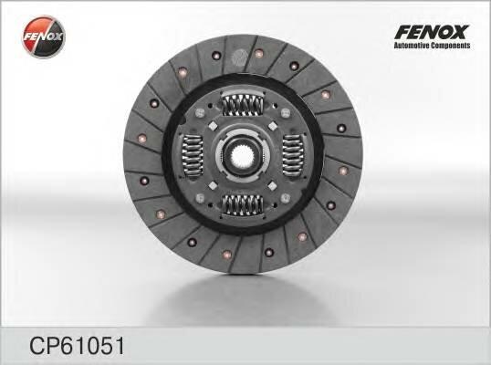 Диск сцепления Fenox CP61051