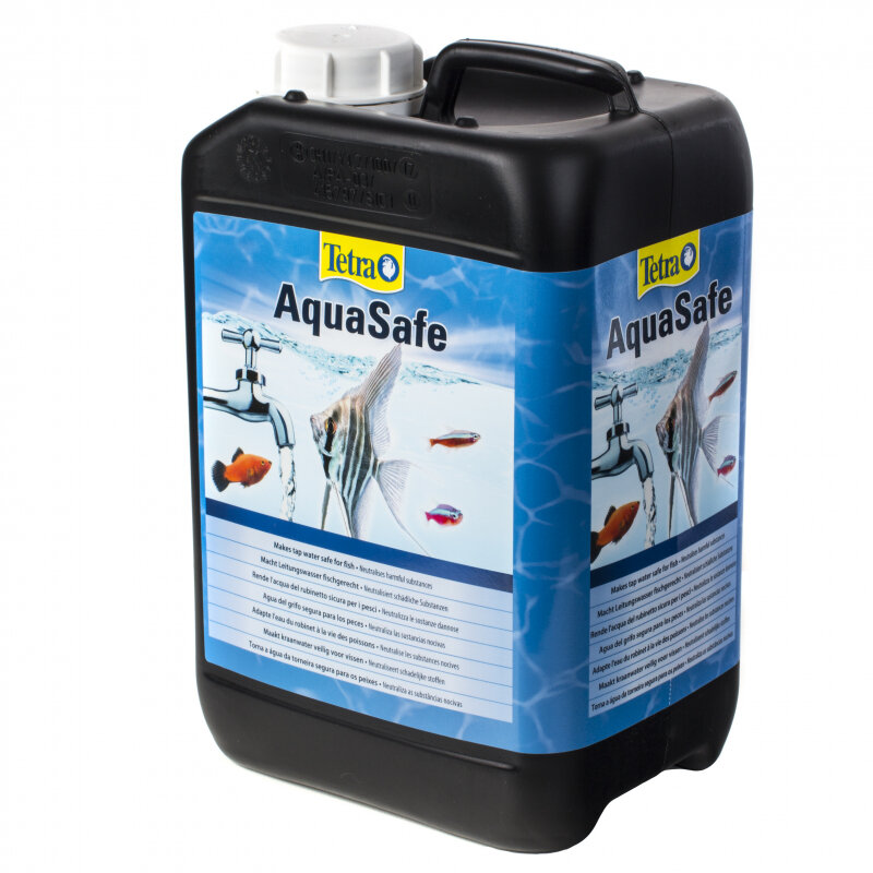 Кондиционер для подготовки водопроводной воды TETRA AquaSafe 5л