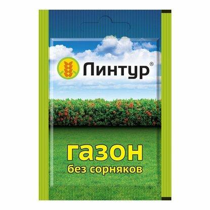 Гербицид Линтур от сорняков 1,8 гр