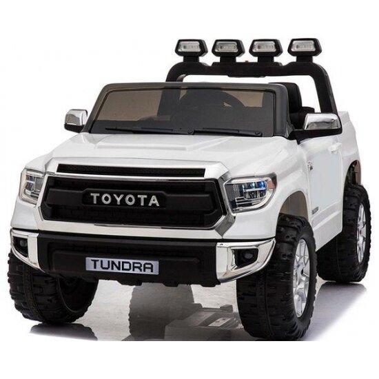 RiverToys Toyota Tundra Mini JJ2266 white