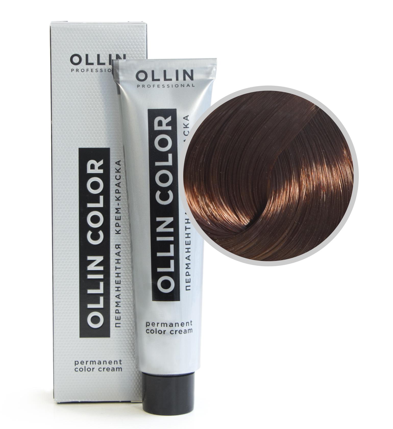 Крем-краска OLLIN Professional