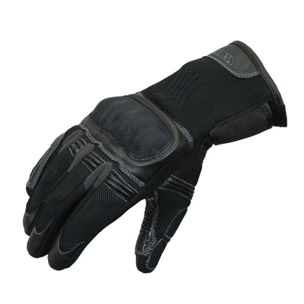 RUSH [RUSH] Перчатки EASY текстиль, цвет Черный