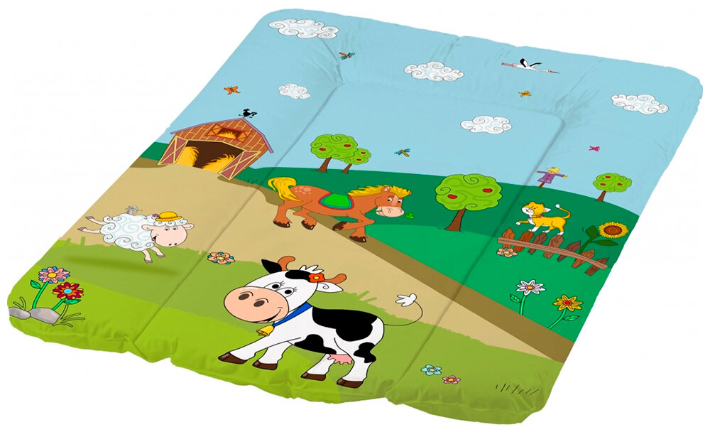 Пеленальный матрас OKT (Keeeper) 70x50