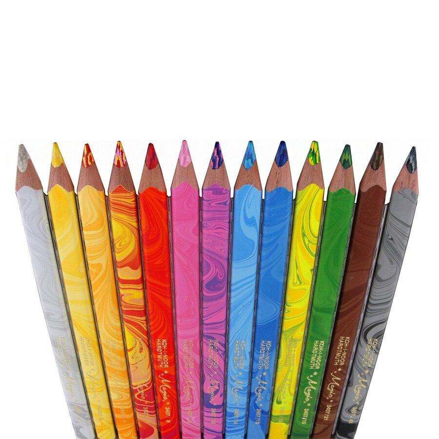 случае большие картинки цветных карандашей сделаем