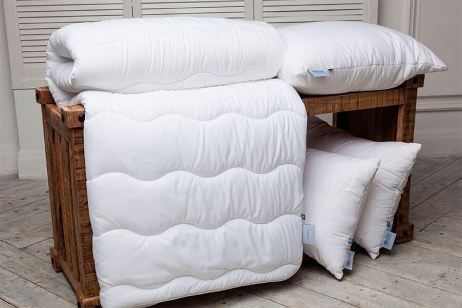 Одеяло 60C° Family Stopallergy 155х200 всесезонное, German Grass