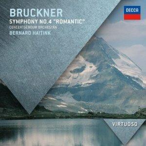 "Royal Concertgebouw Orchestra / Bernard Haitink ""Bruckner: Symphony No.4"""
