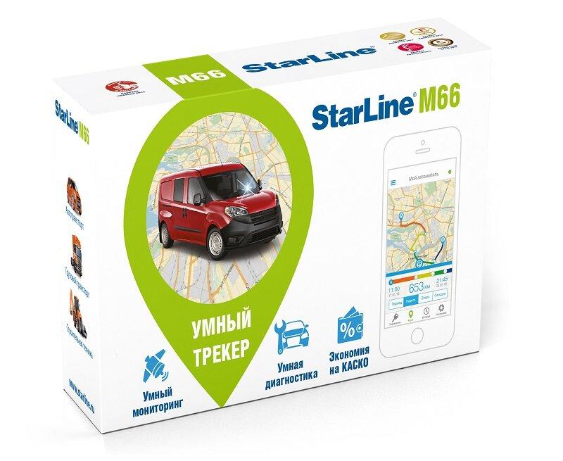 Модуль StarLine M66 S