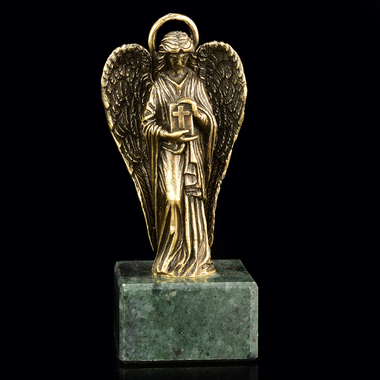 Статуэтка бронзовая «Ангел»