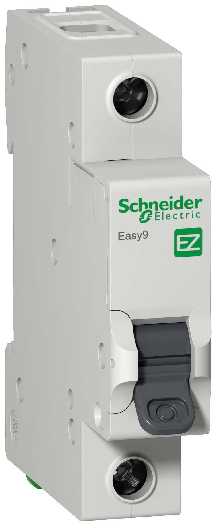 Schneider Electric EZ9F34116 EASY 9 Автоматический выключатель 1P 16A (C)