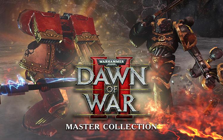 Sega Warhammer 40,000 : Dawn of War II Master Collection (SEGA_2640)