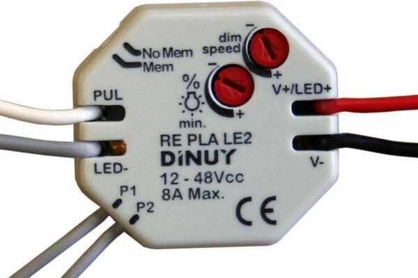 RE PLA LE2 диммер для светодиодной ленты