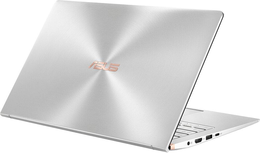Ультрабук Asus ZenBook 14 UX433FLC-A5507R (90NB0MP6-M11610) серебристый