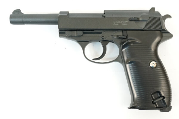 Страйкбольный пистолет Stalker SA38 Spring (Walther P38) — купить по выгодной цене на Яндекс.Маркете