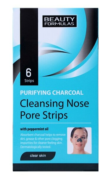 Полоски для носа Beauty Formulas