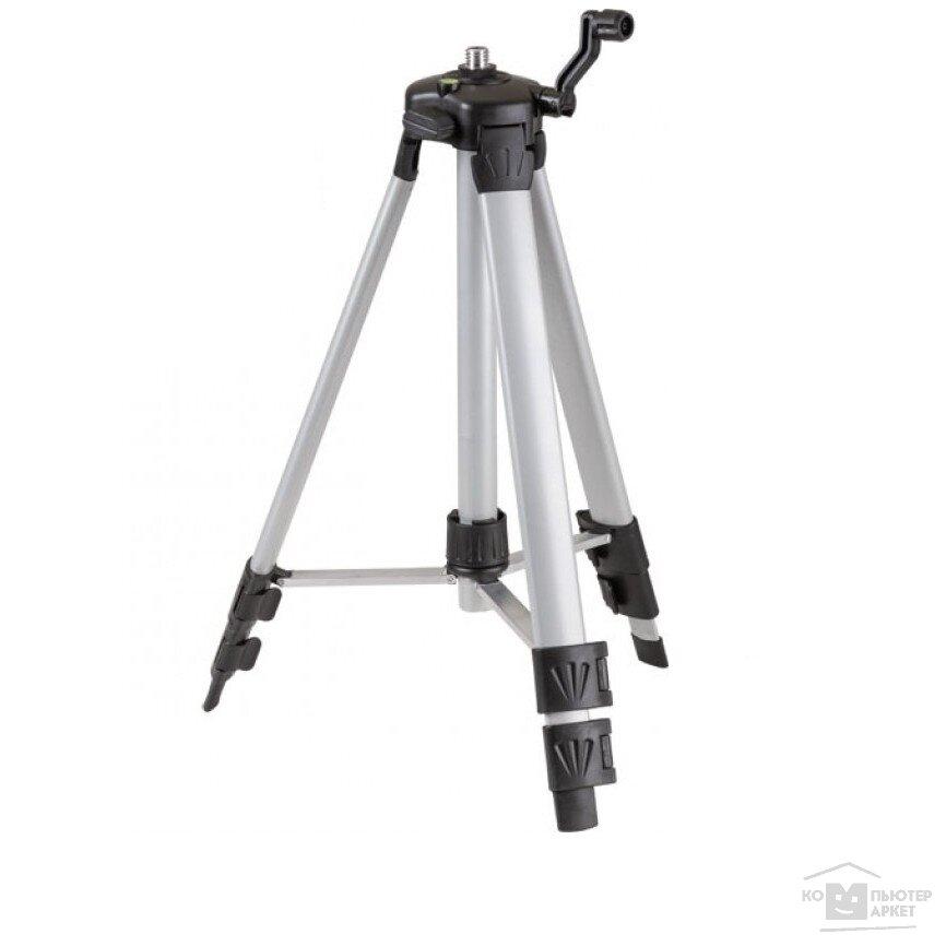 Fit IT Тренога для лазерных уровней 450-1230 мм с глазком 18626
