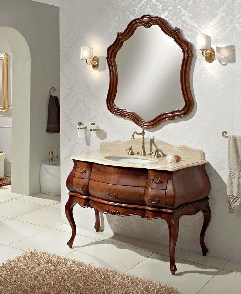Мебель для ванной Cezares Topazio (TO02.01C) орех
