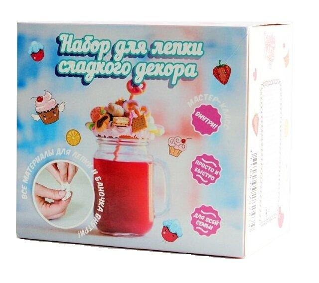 Масса для лепки Candy Clay Набор для лепки сладкого декора 11-0007