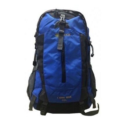 Рюкзак туристический с жесткой спинкой