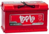 Аккумулятор автомобильный Topla Energy 100 А/ч 800 А обр. пол. 108000 Евро авто (315x175x190)