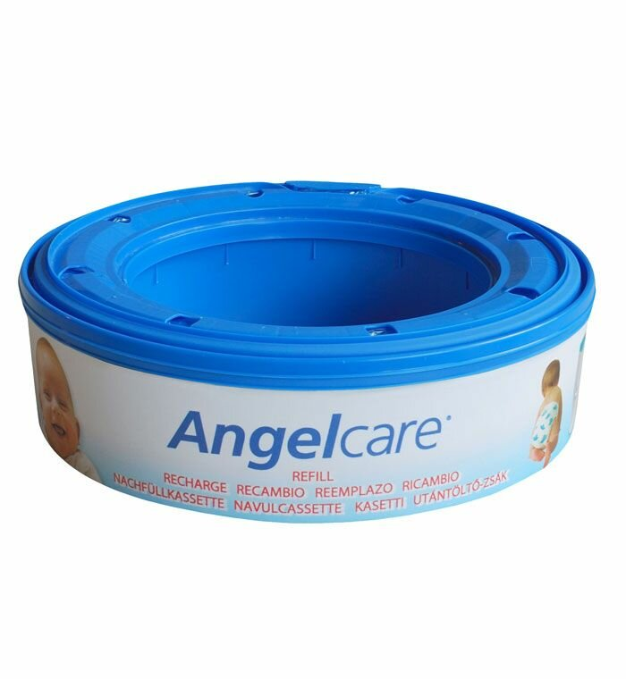 """Комплект сменных кассет """"Angelcare"""" к накопителю для подгузников, 3 шт"""