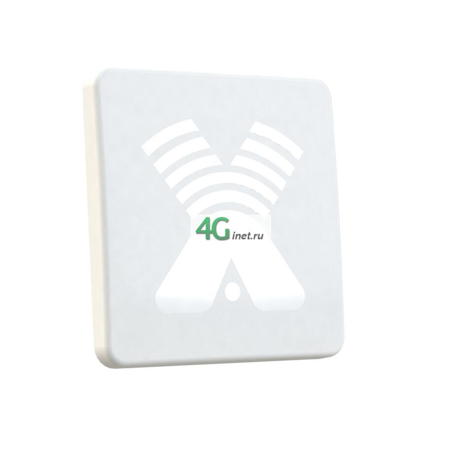 Антенна 3G 4G ZETA MiMo 2x2 усиление 2x20dBi