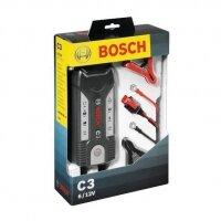 Зарядное устройство Bosch C3 6/12V 018999903M (АКБ до 120 А/Ч, 3.8 А)