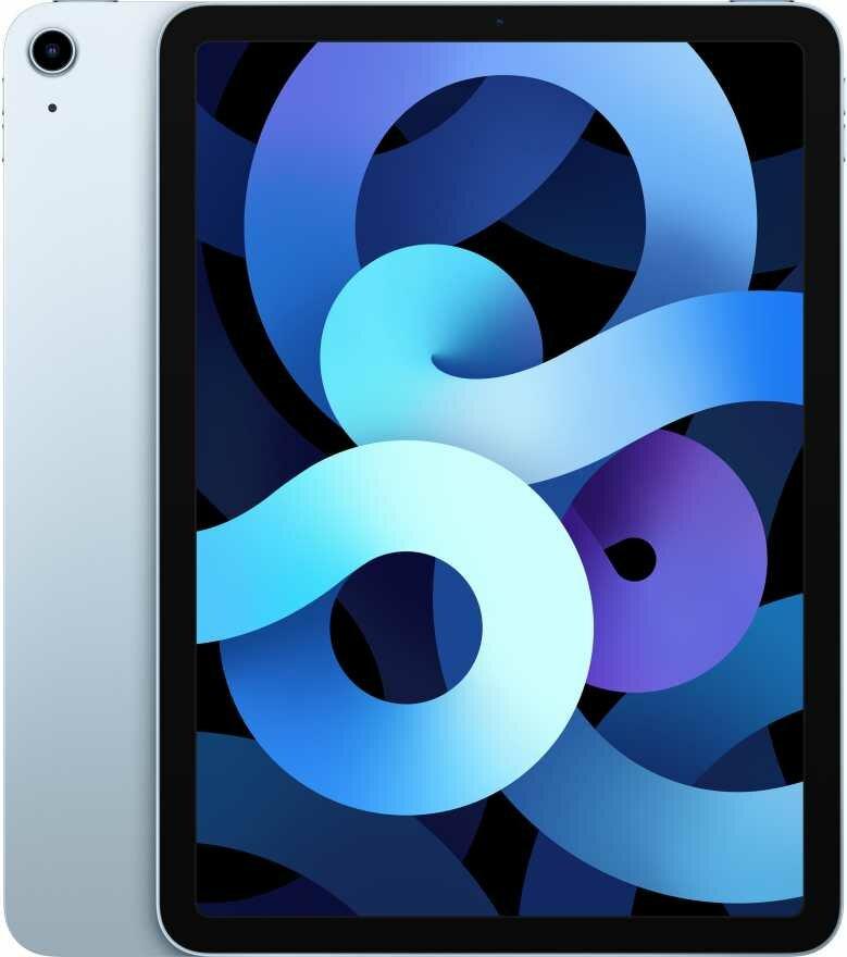 Планшет Apple iPad Air (2020) 64Gb Wi-Fi (Голубое небо) MYFQ2