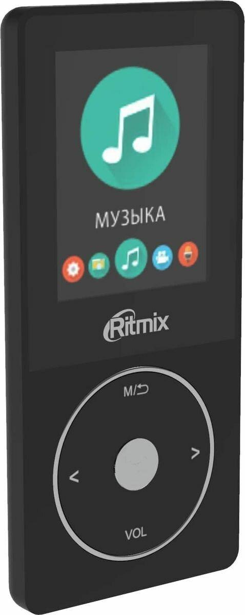 MP3 плеер Ritmix RF-4650 8Gb, black