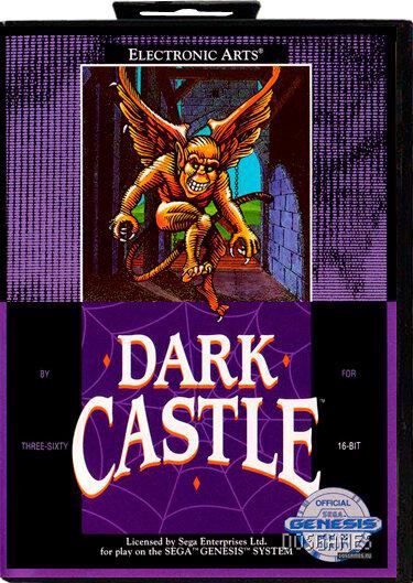 Dark Castle (Sega MegaDrive)