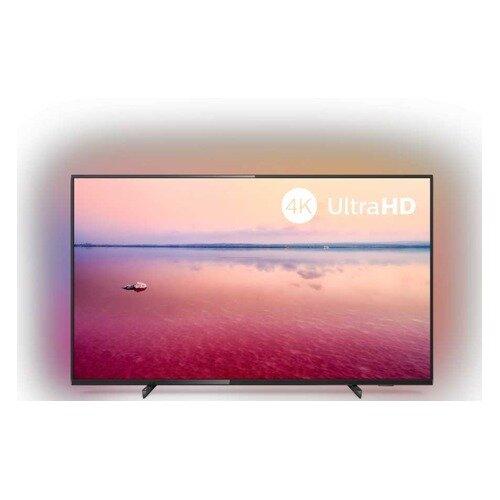 LED телевизор PHILIPS 50PUS6704/60 Ultra HD 4K (2160p)