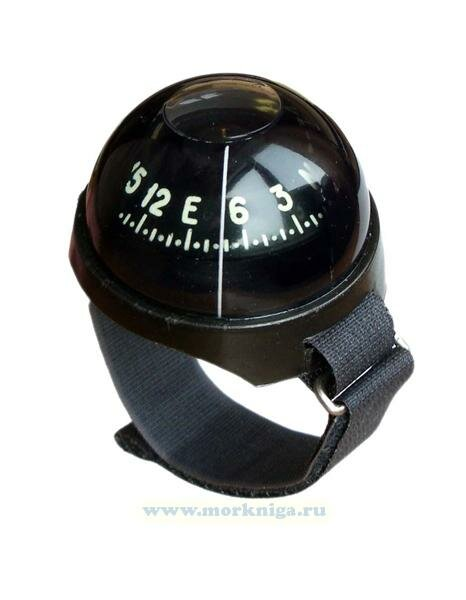 Магнитный компас КМ40-Н1 (наручный)