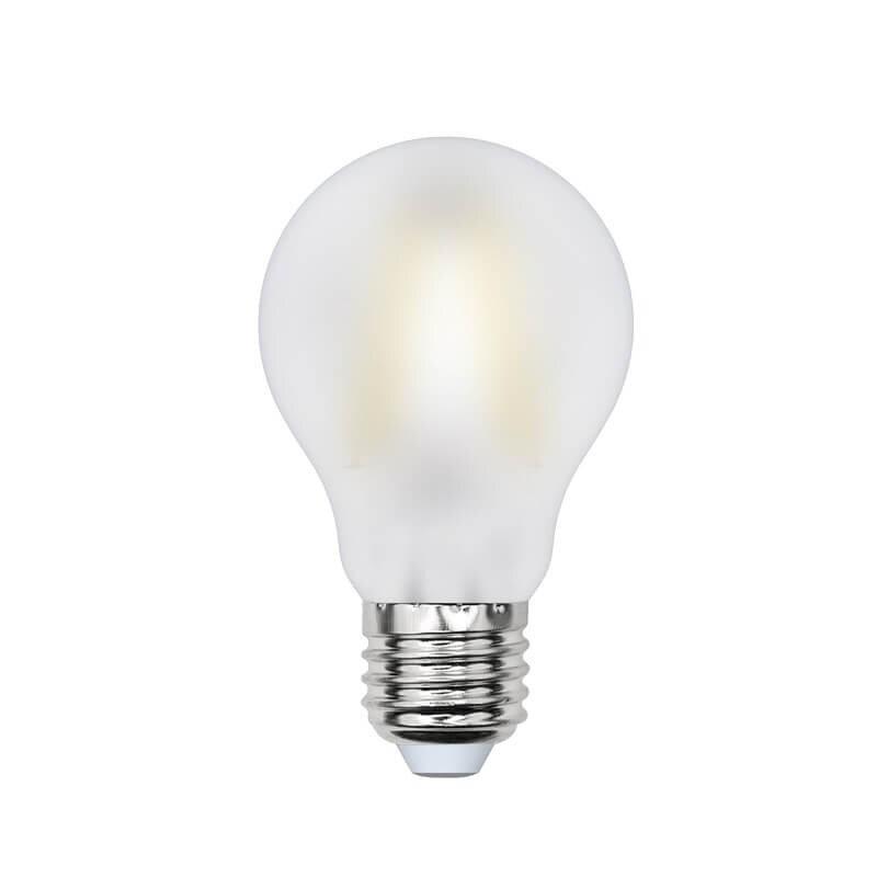 Лампочка Uniel LED-A60-8W/WW/E27/FR PLS02WH Sky