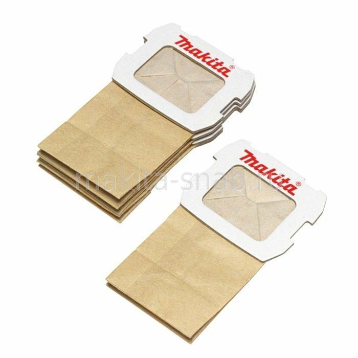 Бумажный пылесборный мешок Makita 194746-9