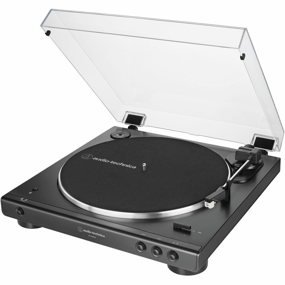 Проигрыватели винила Audio Technica AT-LP60XBT black