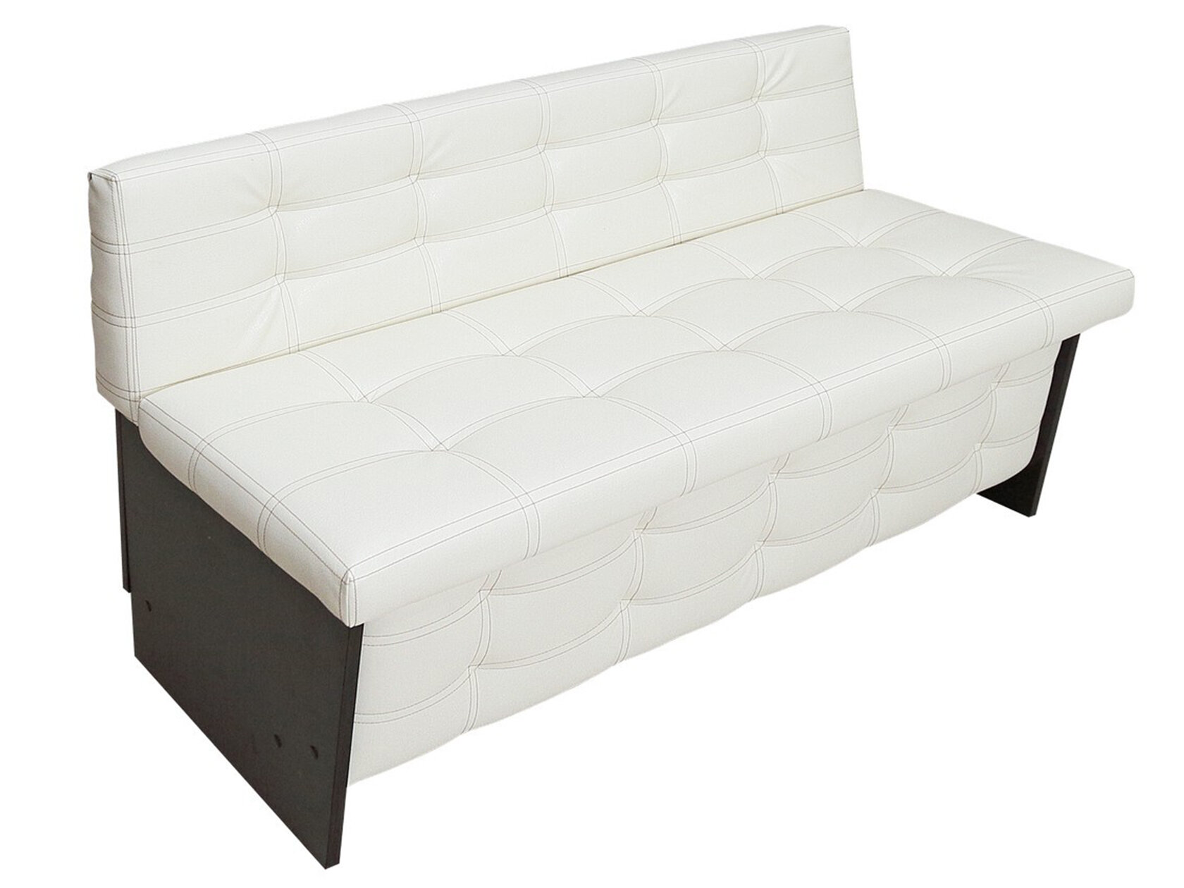 Кухонный диван BTS Кухонный диван Милан Белый ,1200 мм