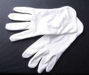 Перчатки белые кадетские
