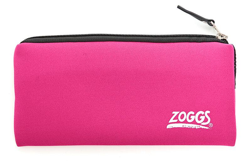 Чехол для очков мягкий ZOGGS Goggle Pouch, розовый