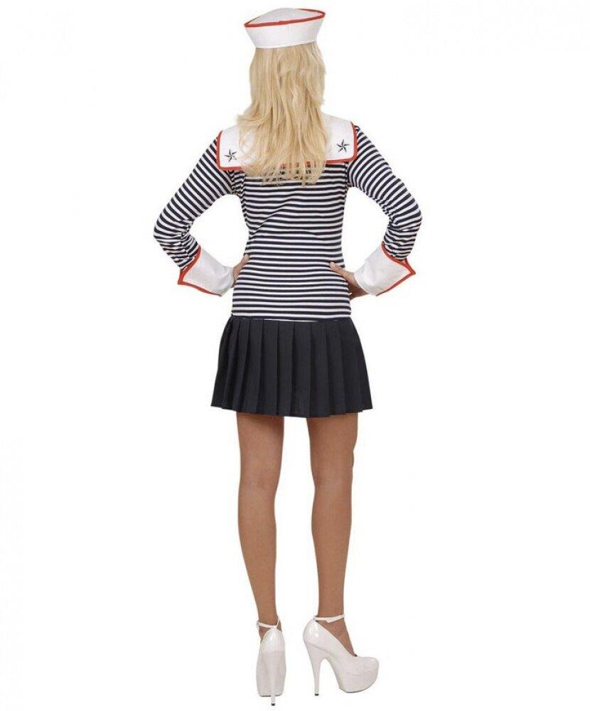 Платье в стиле морячки фото