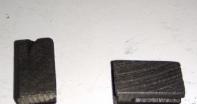 щетки угольные SM3233QE (2шт) WORTEX R5102-38