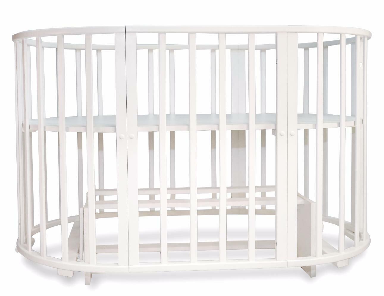Кроватка Valle Mimi 6 в 1 (трансформер)