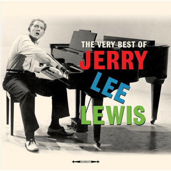 Виниловая пластинка Jerry Lee Lewis The Very Best Of (2 LP)