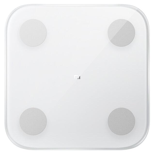 Весы напольные Xiaomi Mi Body Composition Scale 2 White (NUN4048GL)