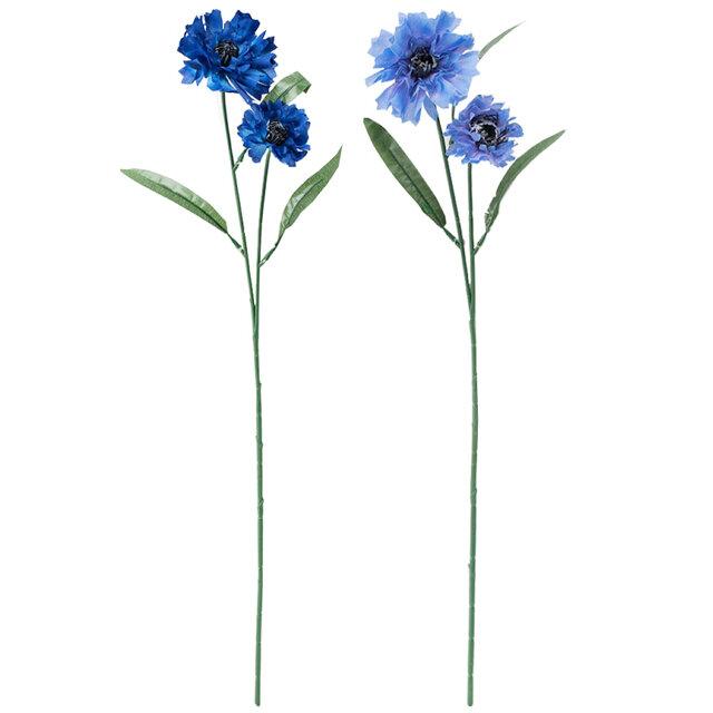 растение искусственное Василёк, 55 см, в асс-те